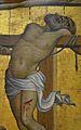Dimas, retaule de la santa Creu de Miquel Alcanyís, museu de Belles Arts de València.JPG