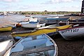Dinghies on the Hard - geograph.org.uk - 1044323.jpg