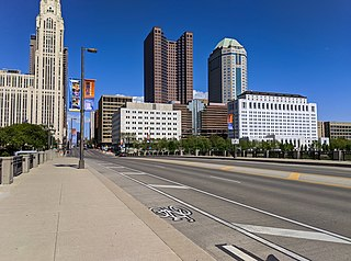 Broad Street (Columbus, Ohio) East-west street in Columbus, Ohio