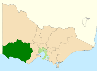 Division of Wannon Australian federal electoral division