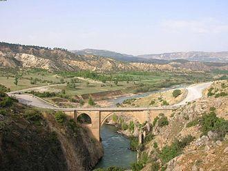 Karaman Province - Image: Dod
