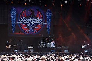 Dokken American heavy metal band