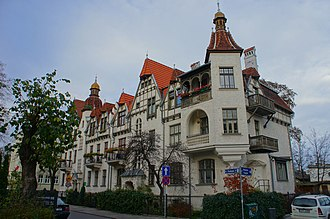 Sopot - Dolny Sopot District