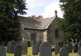 Dolwyddelan - Image: Dolwyddelan 6073152X