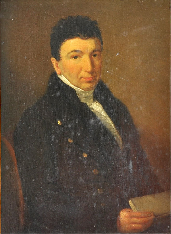 Portrait of Gentleman