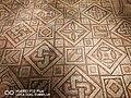 Domus dei tappeti di pietra - particolare del tappeto della Danza delle quattro stagioni.jpg