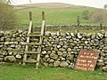Don't use this stile any more - geograph.org.uk - 403175.jpg