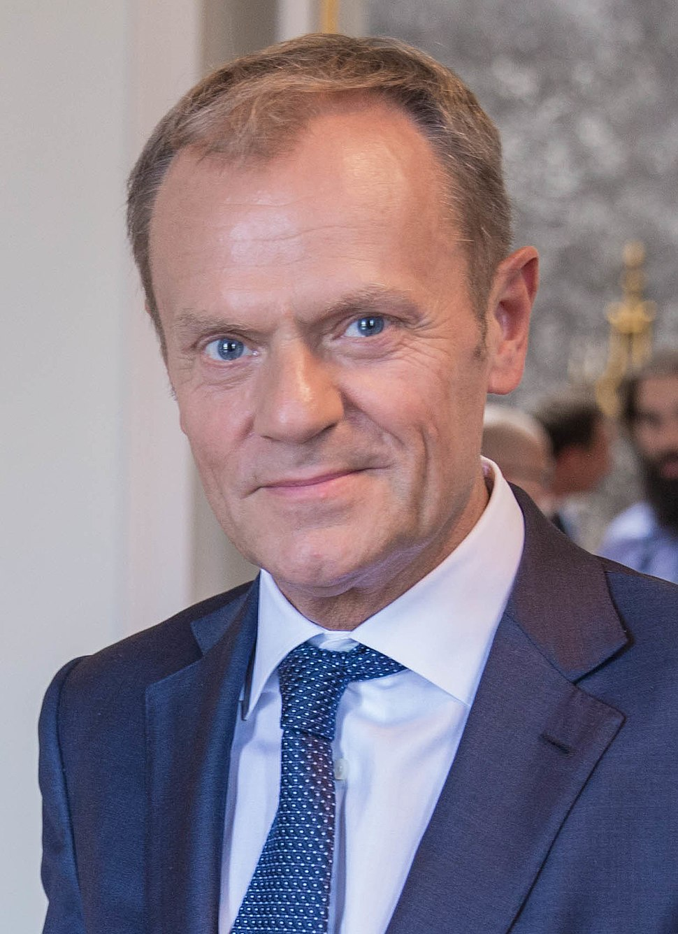 Donald Tusk (cropped)