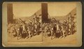 Donkey train, at Georgetown, Colorado, by Weitfle, Charles, 1836-1921 3.png