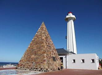 Rufane Shaw Donkin - The Donkin Memorial, Donkin Reserve, Port Elizabeth.
