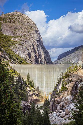 Donnells Dam - Image: Donnells Dam