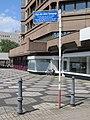 Dortmund Straßenschild Platz der Alten Synagoge.jpg