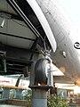 Douglas DC-6 LAI (I-DIMA) - nose undercarriage detail.jpg
