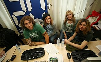 Dover (band) - Dover, 2006