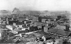 Downtown Atlanta - Downtown Atlanta, 1889