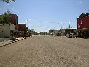 De Smet, South Dakota - Downtown De Smet, South Dakota