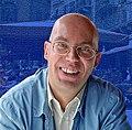 Dr. Günter Bechly, geboren 1963, deutscher Paläontologe, Kurator für Bernstein und fossile Insekten am Staatlichen Museum für Naturkunde in Stuttgart.jpg