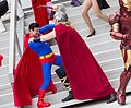 Dragon Con 2013 - JLA vs Avengers Shoot (9668214483).jpg