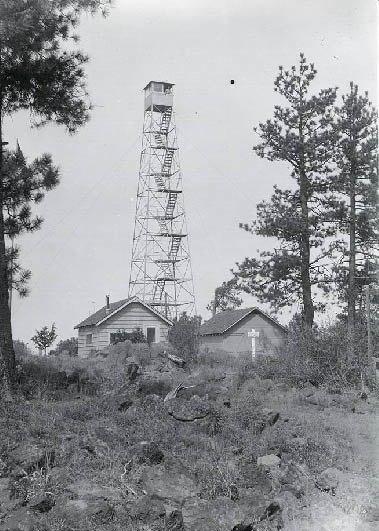 Drymountainlookout1930