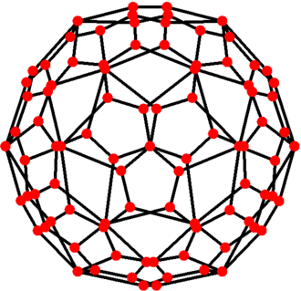 Snub dodecahedron - Image: Dual snub dodecahedron A2