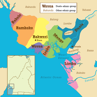 Bimbia Former independent state of Isubu people of Cameroon