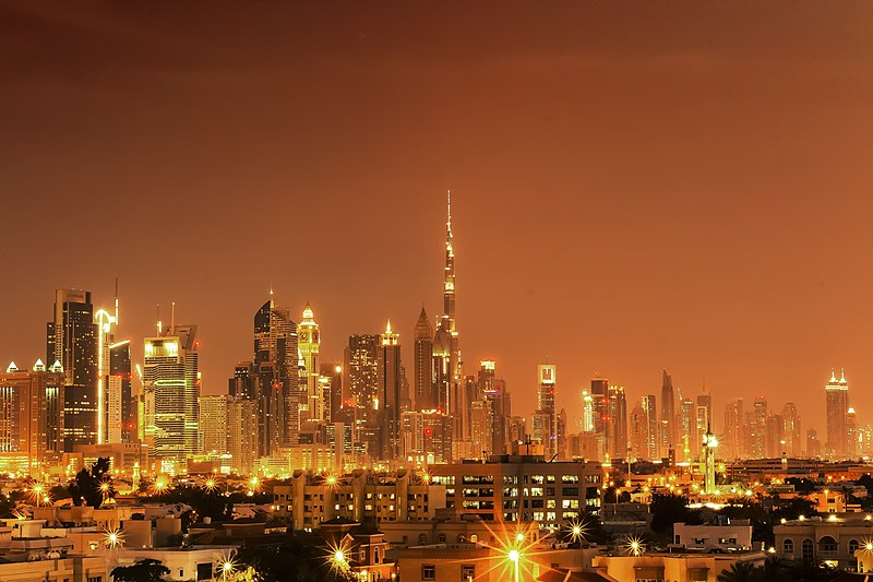 File:Dubai Downtown.jpg