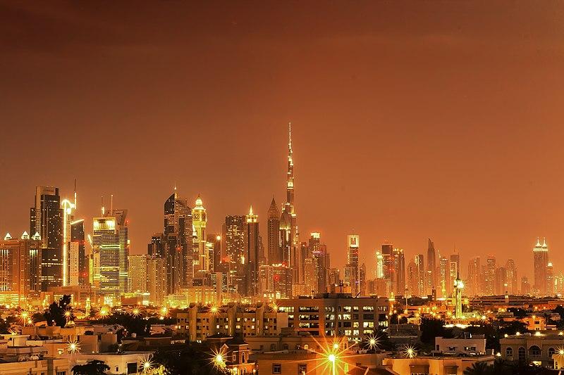 File:Dubai Downtown.jpg