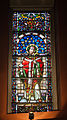 Dublin St. Mary's Pro-Cathedral Ambulatory Window Saint Laurence O'Toole 2012 09 28.jpg