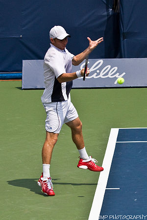 Dudi Sela - Sela at the 2009 Indianapolis Tennis Championships