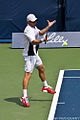 Dudi Sela at the 2009 Indianapolis Tennis Championships 02.jpg