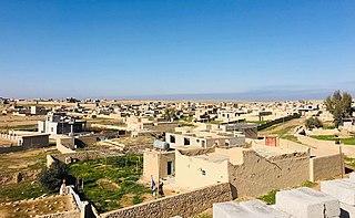 Dohula Village in Ninawa, Iraq