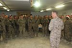 Dunford visits Regional Command (South) troops on Christmas 131225-Z-MH103-731.jpg