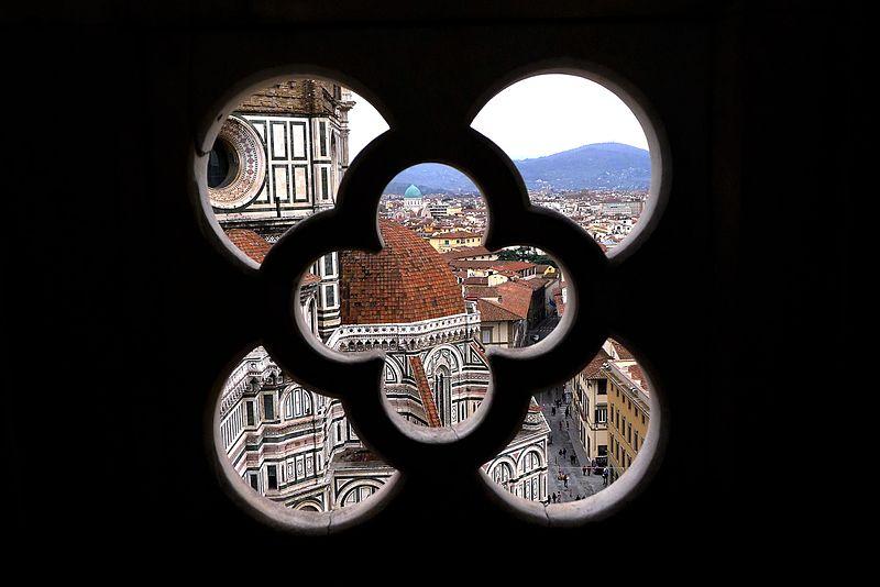 Viagem para Itália: Florença.