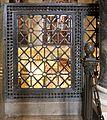 Duomo di aachen, grate carolinge dei matronei, 03.jpg