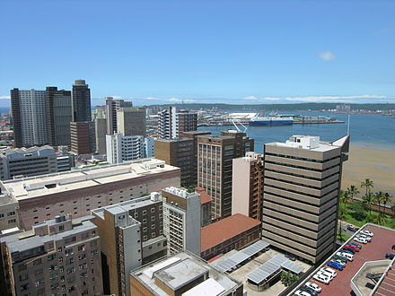 View of Durban Harbour DurbanHarbor.jpg