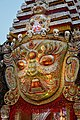 Durga Puja Pandal - Tridhara Sammilani - Manohar Pukur Road - Kolkata 2014-10-02 9030.JPG