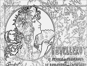 Duvelleroy - Duvelleroy by Gendrot, 1905.