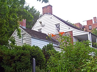 Historic House Trust - Image: Dyckman House 2007