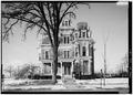 EAST FRONT ELEVATION - J. Monroe Parker House, Main and Twelfth Streets, Davenport, Scott County, IA HABS IOWA,82-DAVPO,5-1.tif