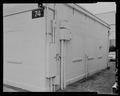 EAST SIDE, SOUTHEAST CORNER - Naval Hospital, Second Street, Keyport, Kitsap County, WA HABS WA-260-3.tif