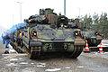 EAS Bradleys arrive in Grafenwoehr (12219042056).jpg