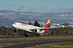 EC-LZX Airbus A330-302 A333 - IBE (24044326989).jpg