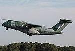 EGLF - Embraer KC-390 - Força Aérea Brasileira - PT-ZNJ (43532779431).jpg