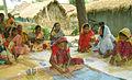 ESAF Bamboo product making unit in Dumka, Jharkhand.jpg