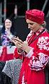 ESC2015 Opening Ceremony Eurovision Village Rathausplatz Wien Kateryna Osadcha 03.jpg