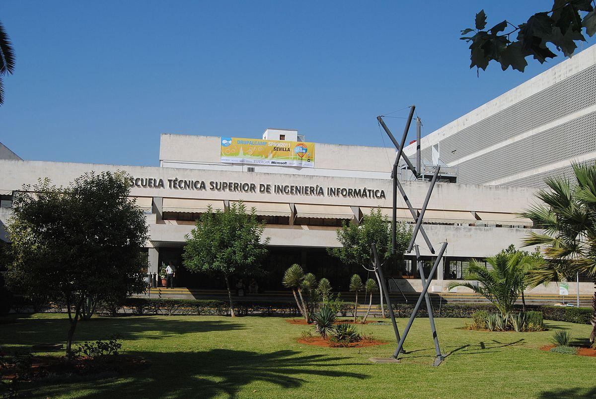 Escuela t cnica superior de ingenier a inform tica universidad de sevilla wikipedia la - Escuela tecnica superior de arquitectura sevilla ...