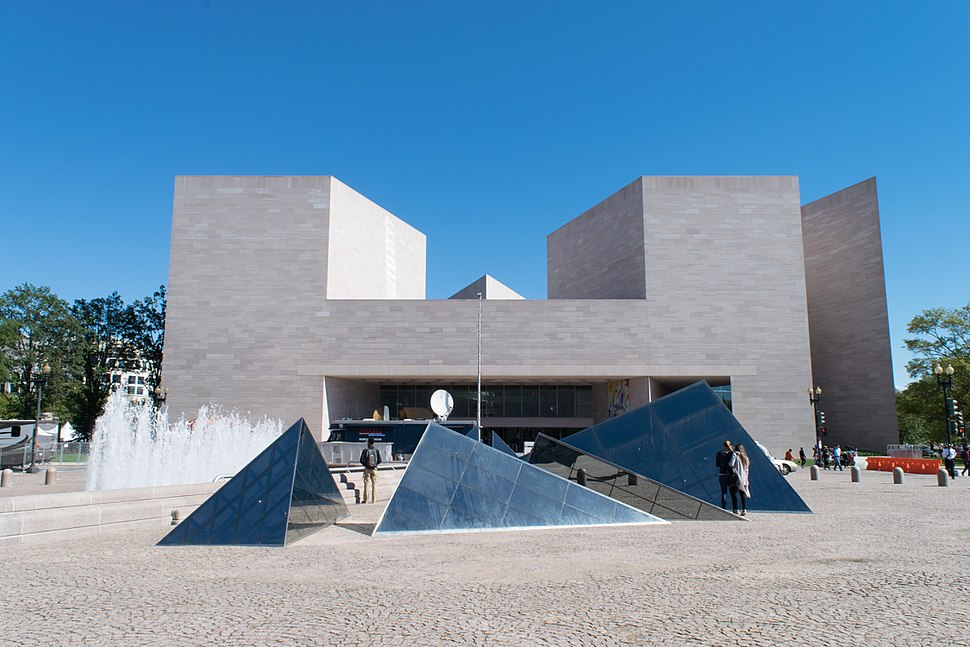 East Building of the National Gallery of Art