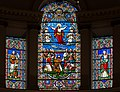 East window, All Saints' church, Gainsborough (18166806916).jpg