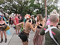 Easter Sunday in New Orleans - Brass Band Jam by Armstrong Arch 04.jpg