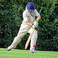 Eastons Cricket Club Sunday match, Little Easton, Essex, England 08.jpg